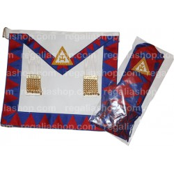Royal Arch Companion Apron (skin) and Sash