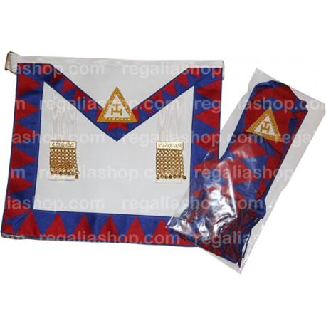 Royal Arch Companion Apron (skin) and Sash