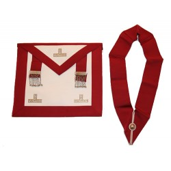 Provincial Stewards Apron Skin With Collar Levels