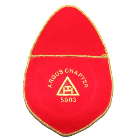 Lodge or Chapter Alms Bag